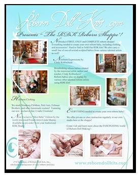 Design Magazines on Doll Kit Full Page Magazine Ad